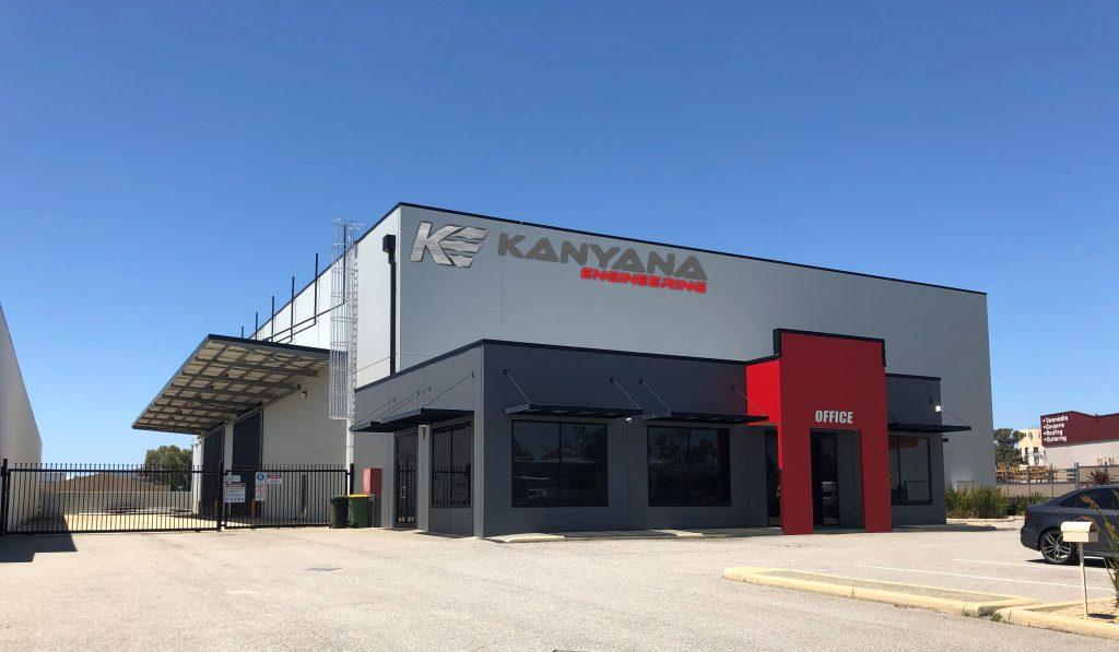 Kanyana Engineering office